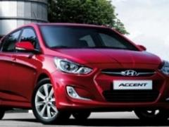 Hyundai Accent RB Hatchback