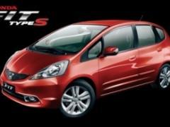 Honda Fit TYPE S