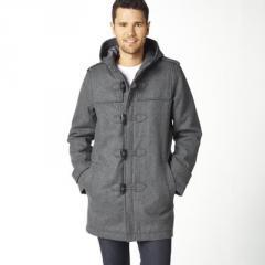 Trenca austríaca con capucha 60% lana