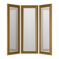 Espejo, dorado, Levanger