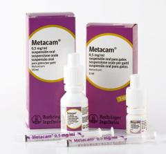 METACAM 0.5 MG GATOS S.ORAL 3 ML