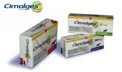 CIMALGEX 8 mg 32 Comprimidos