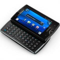 Sony Ericsson Xperia Mini Pro - Negro