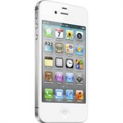Apple - iPhone 4S de 16GB Blanco
