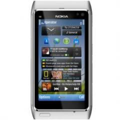 Nokia N8 - Plateado