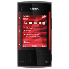 Nokia X3 - Rojo / Negro