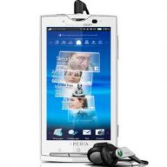 Sony Ericsson Xperia X10a - Blanco