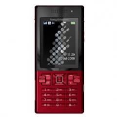 Sony Ericsson T700 - Rojo