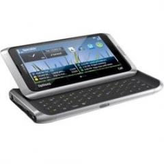 Nokia E7 - Plateado