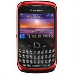 BlackBerry - Curve 3G 9300 Rojo