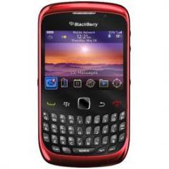 BlackBerry - Curve 3G 9300 Rojo