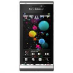 Sony Ericsson Satio - Plateado