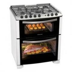 Cocina Electrolux 76E5 - Blanca
