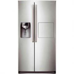 Samsung - Refrigerador Platino RS26TKAPN de 26 Pies