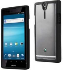 Sony Xperia S Carcasa rígida transparente