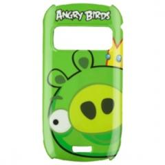 Nokia Carcasa Angry Birds Nokia C7-00 Verde