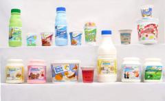 Productos Lacteos y Postres en General