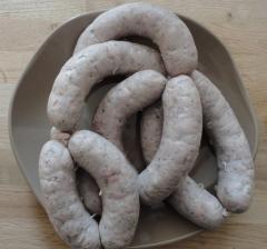 Chorizo Blanco - wurstweib