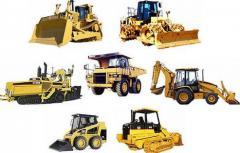 Repuestos de todo tipo de maquinas industriales.