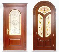 Puertas placa estilo moderno