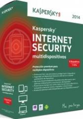 Kaspersky Internet Security 2015 3PC 1año