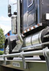 Plataformas de acero para Balanzas de Camiones