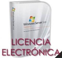 Microsoft Windows Server 2008 R2 Standard Licencia Genuina