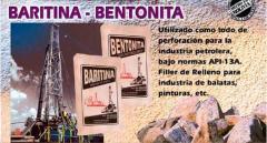 BARITINA -SULFATO DE BARIO-