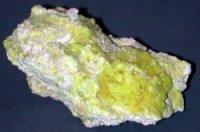 Azufre Volcanico