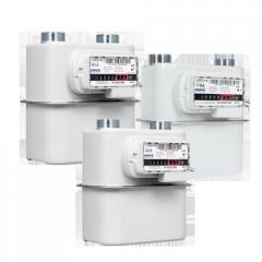 Medidores domiciliarios de gas