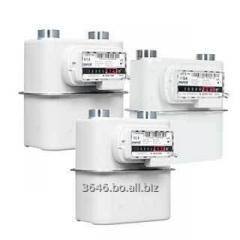 Medidores de gas natural domiciliario tipo diafragma