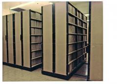Archiveros móviles (deslizables)