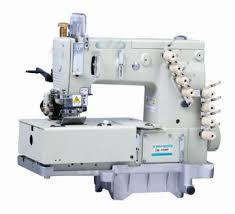 Máquinas.de coser domésticas e industriales