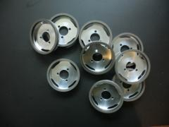 Esmeriles borazon  cuchillas orbitales  para conversión de  papel higienico