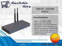 PBX IP - ATCOM IP2G4