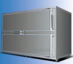 Cámara frigorífica 2 cuerpos Horizontal 0°C SLDCEACA09