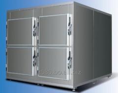 Cámara frigorífica 4 cuerpos 0°C SLDCEACA21