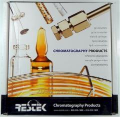 Columnas Para Cromatografía de Gases y Líquidos