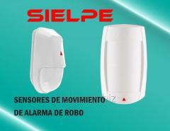 SENSOR DE MOVIMIENTO NV5 - DG75 PARA ALARMAS CONTRA ROBO