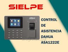 CONTROL DE ASISTENCIA MODELO ASA1222E MARCA DAHUA