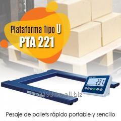 Balanzas Tipo U - PTA221