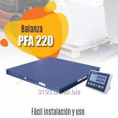 Balanza PFA220