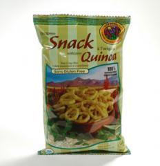 SNACKS : Snacks de Oregano