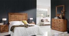 Dormitorio Completo Rustico Terrak