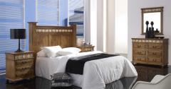 Dormitorio Completo Marmol Terrak