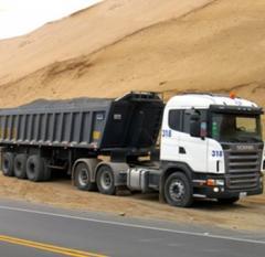 Camiones Alto Tonelaje