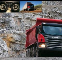 Camiones Volquetas