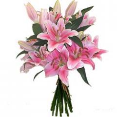 Ramo de flores Liliums Perfumados