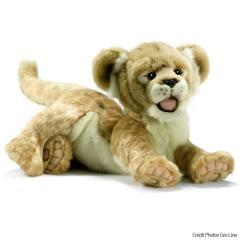 Lionceau 32 cm