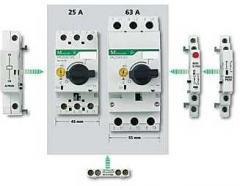Guardamotores PKZM0 y PKZM4